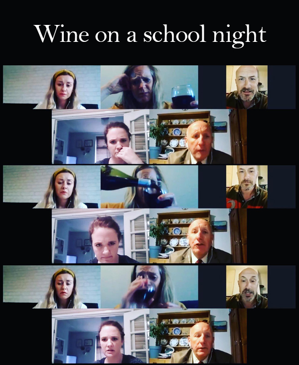 Wine On A School Night