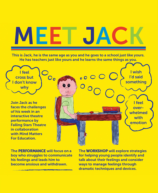 Meet Jack - Mental Health Education Workshop Yorkshire